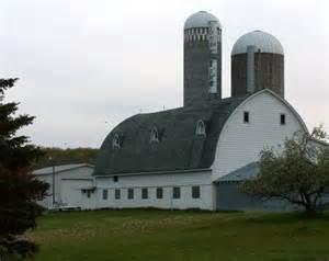 Wisconsin Dairy Farm Barn
