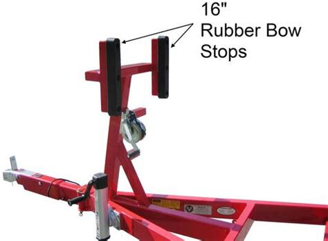 Jon Boat Trailer Bow Stop by Pontoon Boat Trailer Bow Stop Mountain Boats For Rent In
