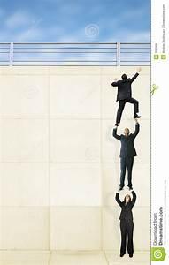 Business Freedom Stock Photo  Image Of Smart  Climbing