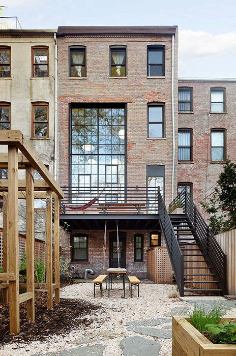 Clinton Hill Townhouse Light Airy Aesthetic by Clinton Hill Townhouse With Light Airy Aesthetic Decoholic
