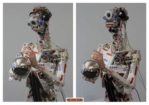 Hand Built Humanoid Robots, Part1