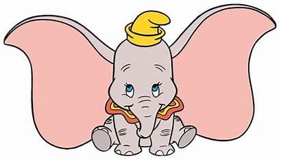 Dumbo Disney Cartoon Clipart Drawings Clip Drawing