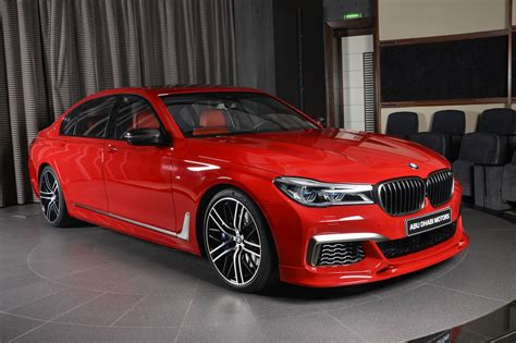 red bmw imola red bmw m760li could brighten up anyone 39 s day