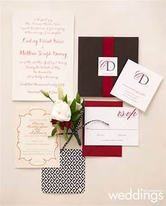 go bold for the holidays With wedding invitations little rock ar