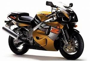Suzuki Gsx-r750 Motorcycle Service Repair Manual 1993 1994 1995 Download