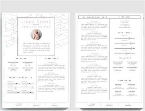 Amazing Resumes 2016 by 50 Awesome Resume Templates 2016