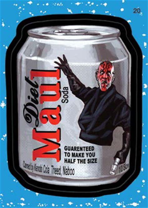 topps star wars wacky packages revealed major
