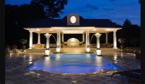cost of pool house oklahoma pool house builders we do them all low cost cabanas contractors company cost