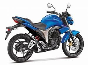 Gixxer  U2013 Suzuki  U2013 Motos
