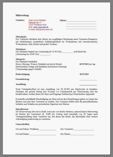 Mietvertrag Arten Mietvertraegen by 17 K 252 Ndigung Mietvertrag Vordruck Kostenlos Freyajacklin