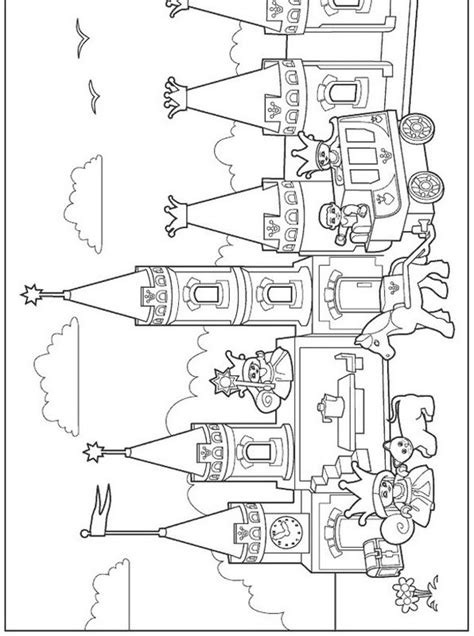 Kleurplaat Lego Minecraft by Lego Duplo Coloring Pages 5 Colouring Pages For