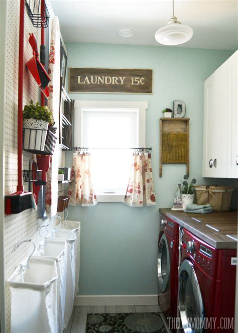Diy Laundry Room Decor - 2016 home tour our diy house