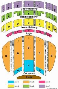 Sheas Performing Arts Center Seating Chart