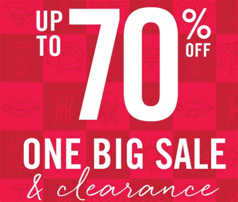 pier one ls clearance one big sale and clearance event at pier 1 nerdwallet