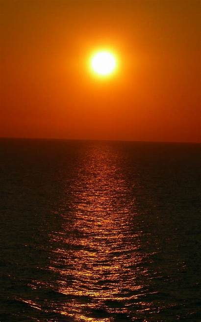 Portrait Horizon Wallpapers Sunset Sea Display Px