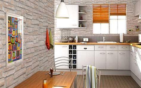 papier peint pour cuisine blanche objet deco cuisine design 9 papier peint cuisine 20 exemples d233co pour ladopter kirafes