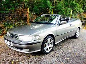 Saab 2003 9 3 Se Turbo Convertible Convertable Or Cabriolet No Reserve