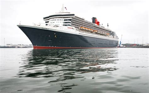 Inside the New Queen Mary 2  Travel + Leisure
