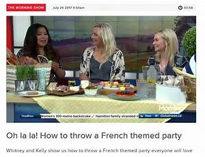 oh la la! How to throw a french summer soirée – Write Eat