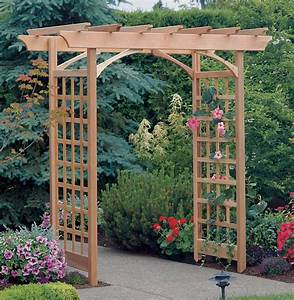 Trellis, Arbor or Pergola ? That is the question CCD