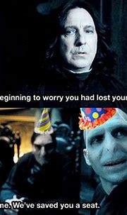 funny, happy birthday, harry potter, lol, lord voldemort ...