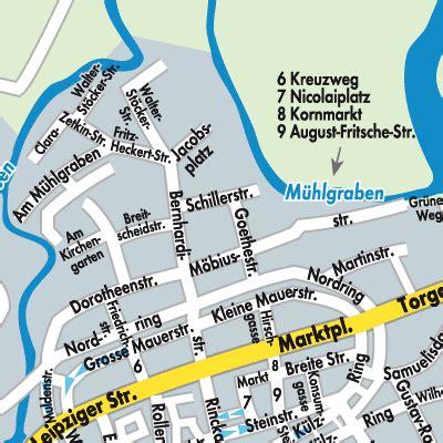 karte von eilenburg stadtplandienst deutschland