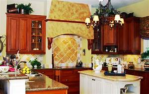 tuscan kitchen decor With what kind of paint to use on kitchen cabinets for tuscan wall art decor
