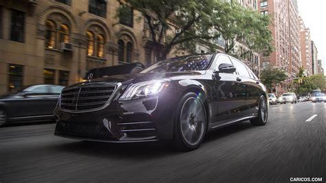 2018 Mercedesbenz Sclass S560 4matic  Front Three