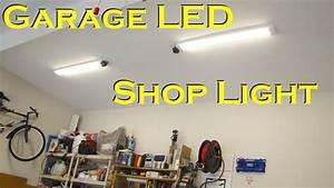 Led Garage Lighting Home Depot Lighting Ideas