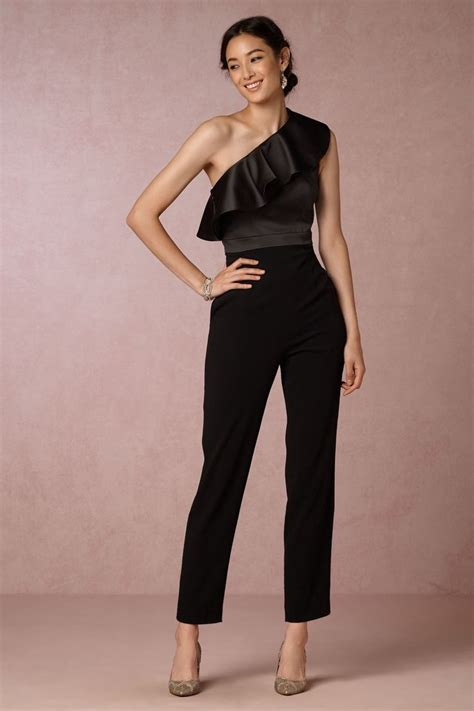 black jumpsuit for wedding 17 best ideas about wedding jumpsuit on white