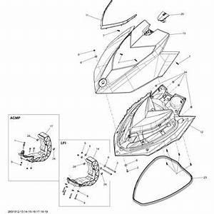 33 Sea Doo Jet Ski Parts Diagram