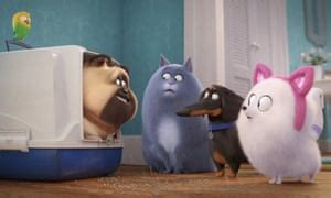 The quiet life of a terrier named max is upended… The Secret Life of Pets 2 review - return of the funny ...