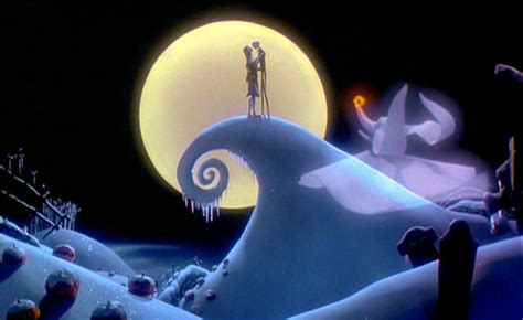 Background And Sally by Nightmare Before Images And Sally Wallpaper