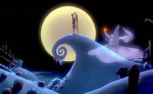 Nightmare Before Christmas images Jack and Sally wallpaper ...