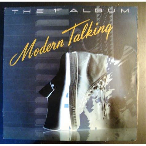 1st album by modern talking lp with manatthan show