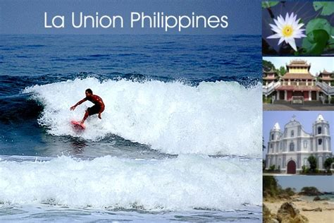 "The ""beach Fever"" Province Of La Union"