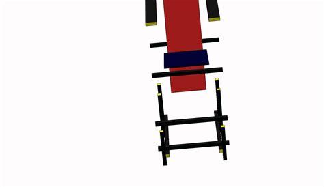 la chaise de rietveld chaise et bleue de rietveld
