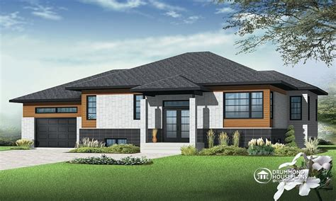 Contemporary Bungalow House Plans Small House Plans