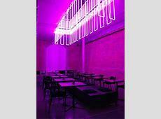 take it easy low busnelli neon interior design restaurant kroenlandcom