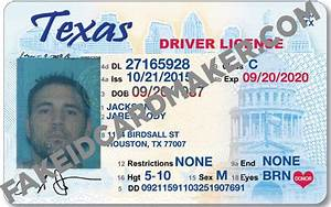 Texas Driver License Cost  acceptable forms of