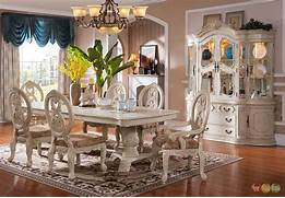 Antique Tuscan Formal Dining Room Contemporary Dining Room Furniture Sets Furthermore Formal Dining Room