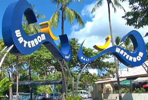 Waterbom Park Bali Day Pass Indo Trip