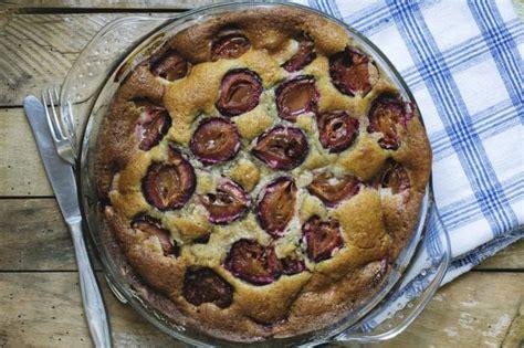recette gateau aux prunes maison