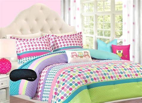 Adorable Girls Teen Kids FULL QUEEN Comforter Bedding Set