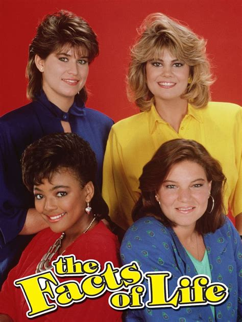 The Facts of Life TV Show: News, Videos, Full Episodes and ...