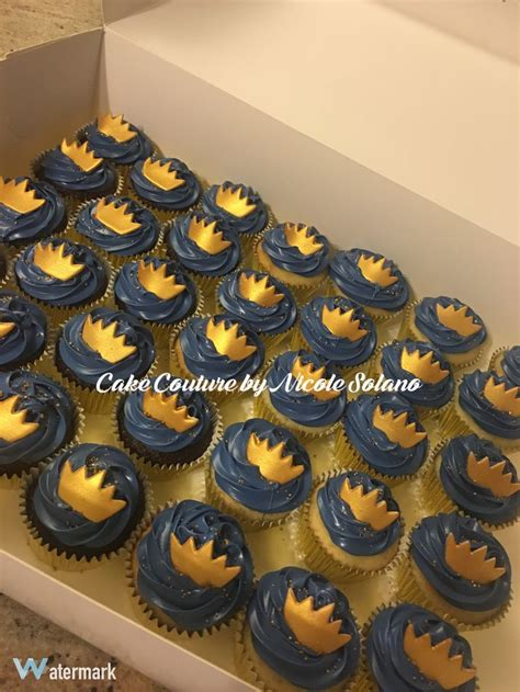 prince royal baby shower cupcakes cake couture