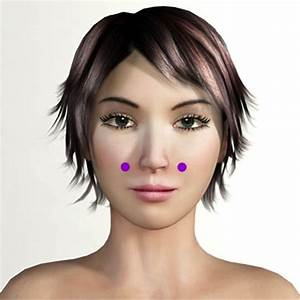 6 Most Effective Facial Pressure Points  U2013 Acupressure