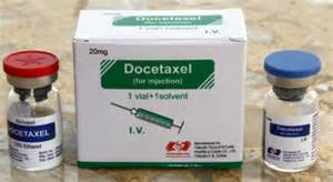 ... patients displayed intoxication-like symptoms after taking docetaxel Docetaxel