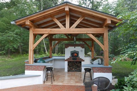 framed pool canopy cover timber frames hearth timber metal carport and patio