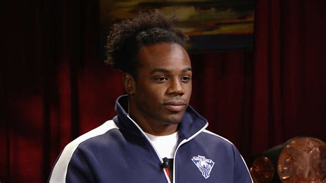 wwe news xavier woods   wife expecting  baby boy